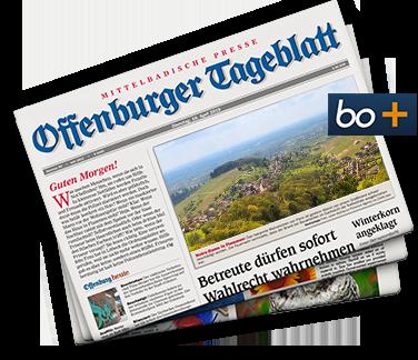 Zeitungen der Mittelbadischen Presse